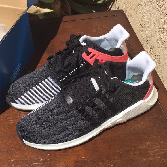 Details about adidas eqt support boost 9317 size 13 white